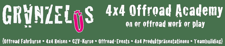 Gränzelos- Offroad Academy Logo