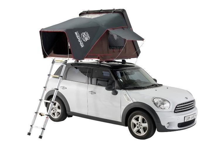 dachzelt skycamp mini dachzelt mieten! – das neue von ikamper!